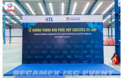 Lễ Khánh Thành Khu Phức Hợp Logistics ITL - SNP