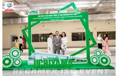Lễ Khánh Thành Nhà Máy 4 Giai Đoạn 2 Công Ty TNHH Uchiyama Việt Nam