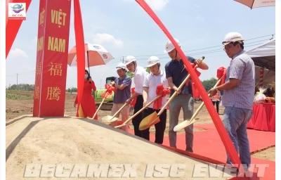 Lễ Động Thổ Công Ty TNHH Việt Nam Haisitc Technology