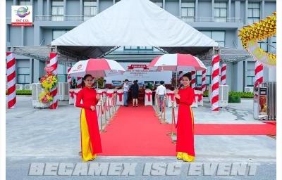 Lễ Bàn Giao Dự Án Nhà Máy Công Ty TNHH NĂNG LƯỢNG GPPD